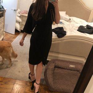 Express Black Cocktail Dress